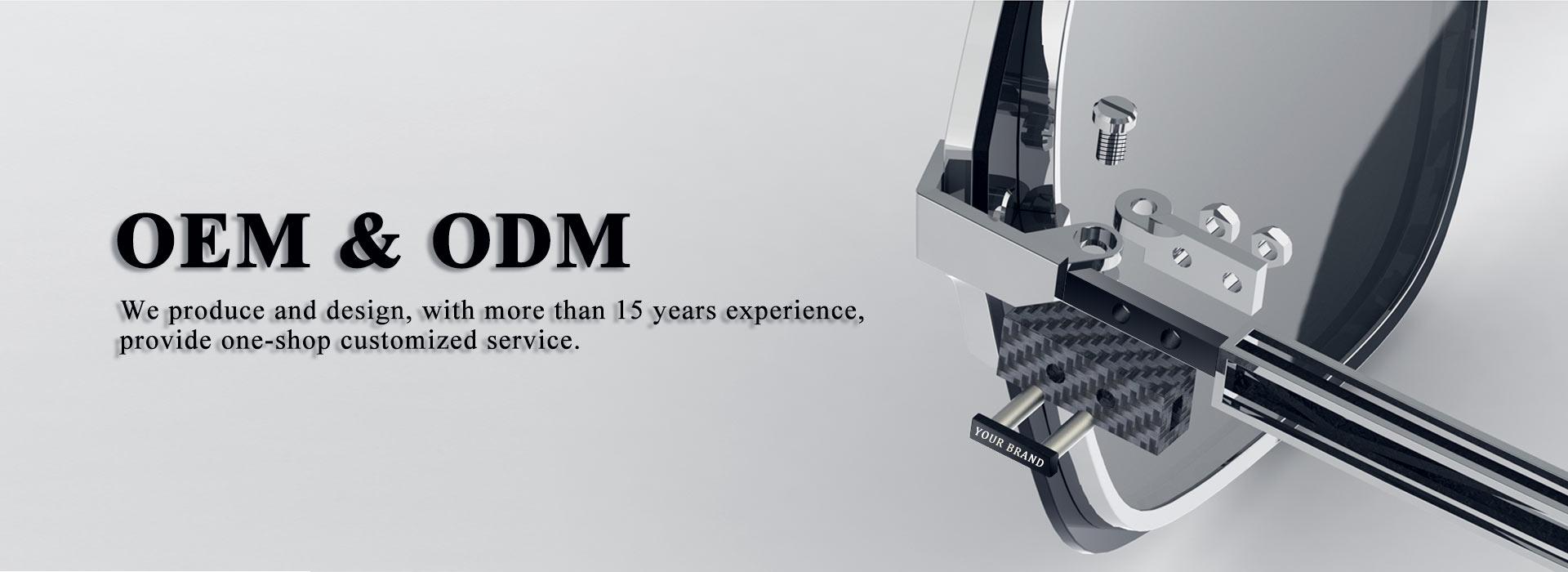 OEM&ODM eyewear manufacturer