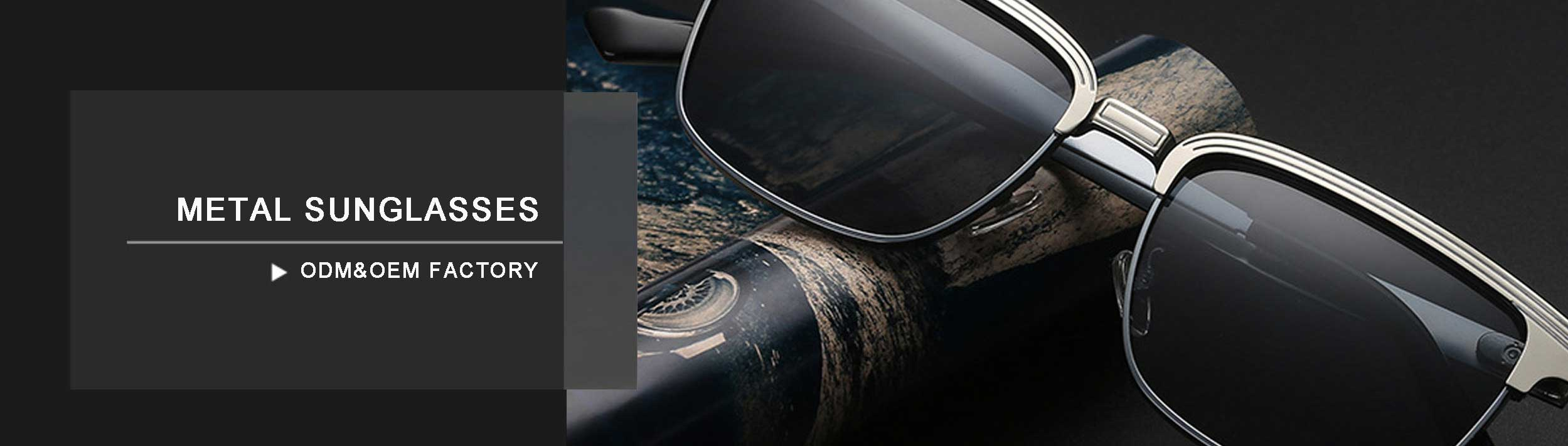 metal Sunglasses category banner